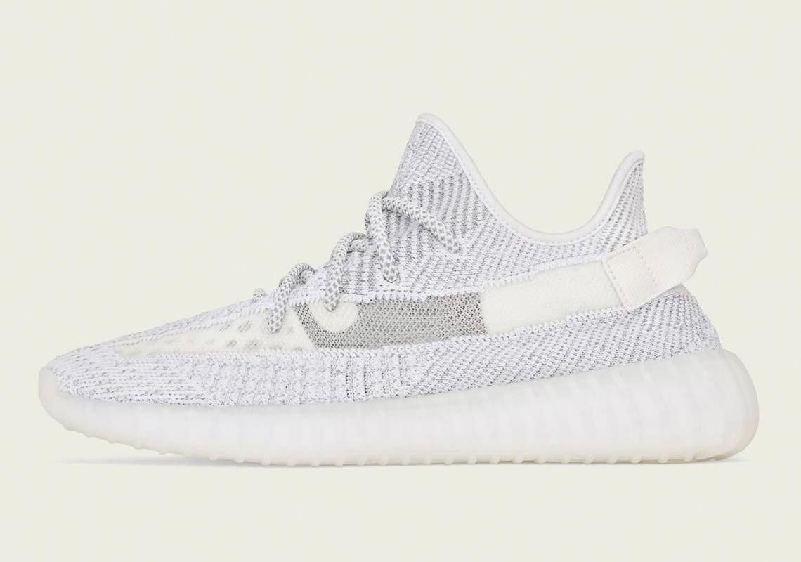Official Images Of The adidas Yeezy Boost 350 v2 Static