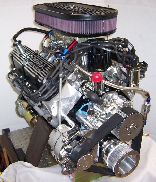 V8 Engine Good Or Bad: Ford_427W_530Horsepower_Stroker For The Old Truck?