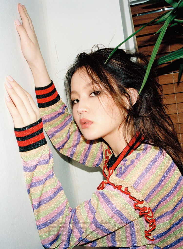 Lee Hi - Eastern Trends Magazine May Issue '16 | Lee hi breathe, Lee, Kpop girls