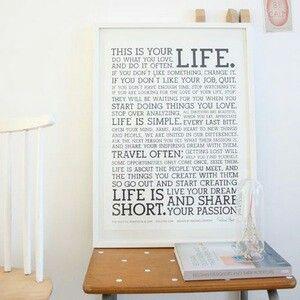 Manifesto love your life
