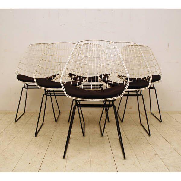 Design draadstoelen pastoe stoelen tomado braakman chairs in my house pinterest interiors - Sofa stijl jaar ...