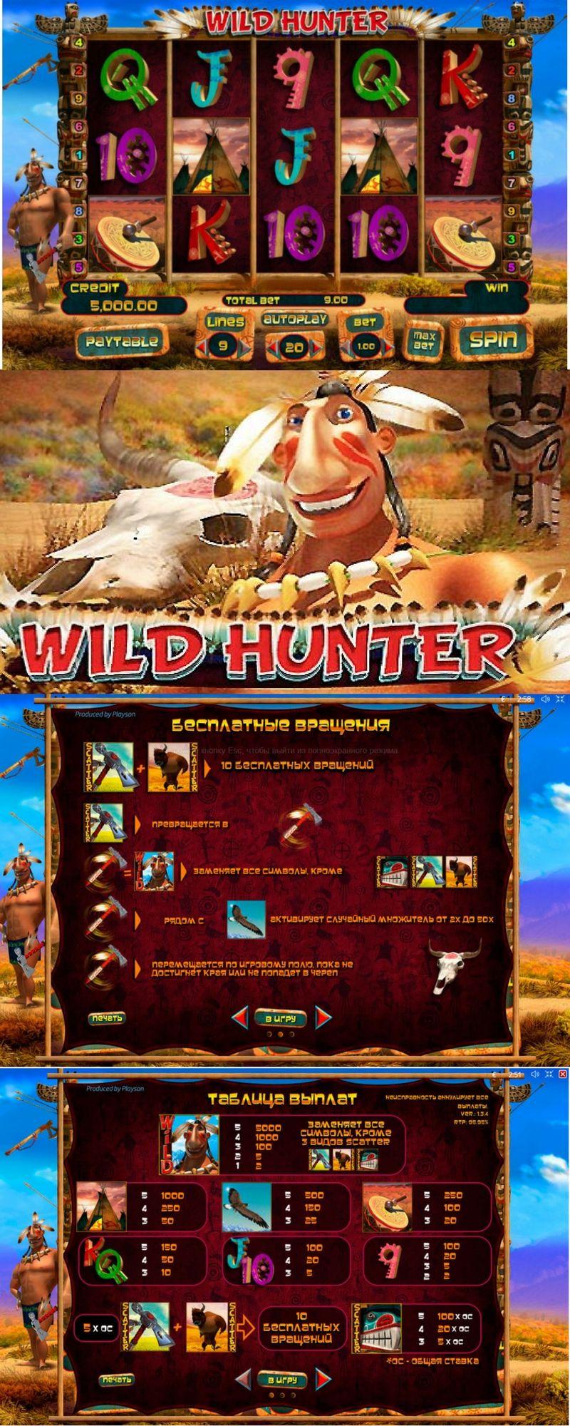 Игровые автоматы wild hunter Омск