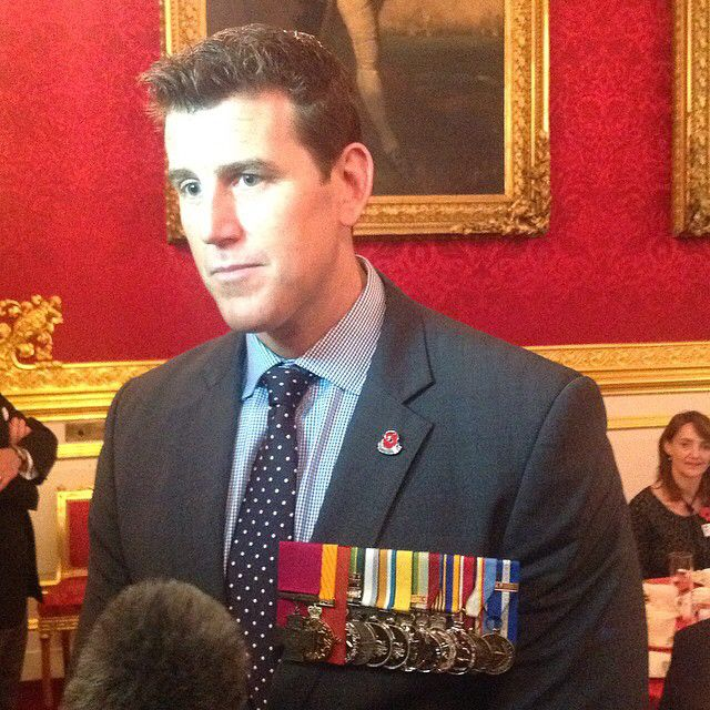 Ben Roberts-Smith, an Australian recipient of the Victoria Cross, talks about the VCGC Association and how talking to other members about their experiences has helped him. #VCGC