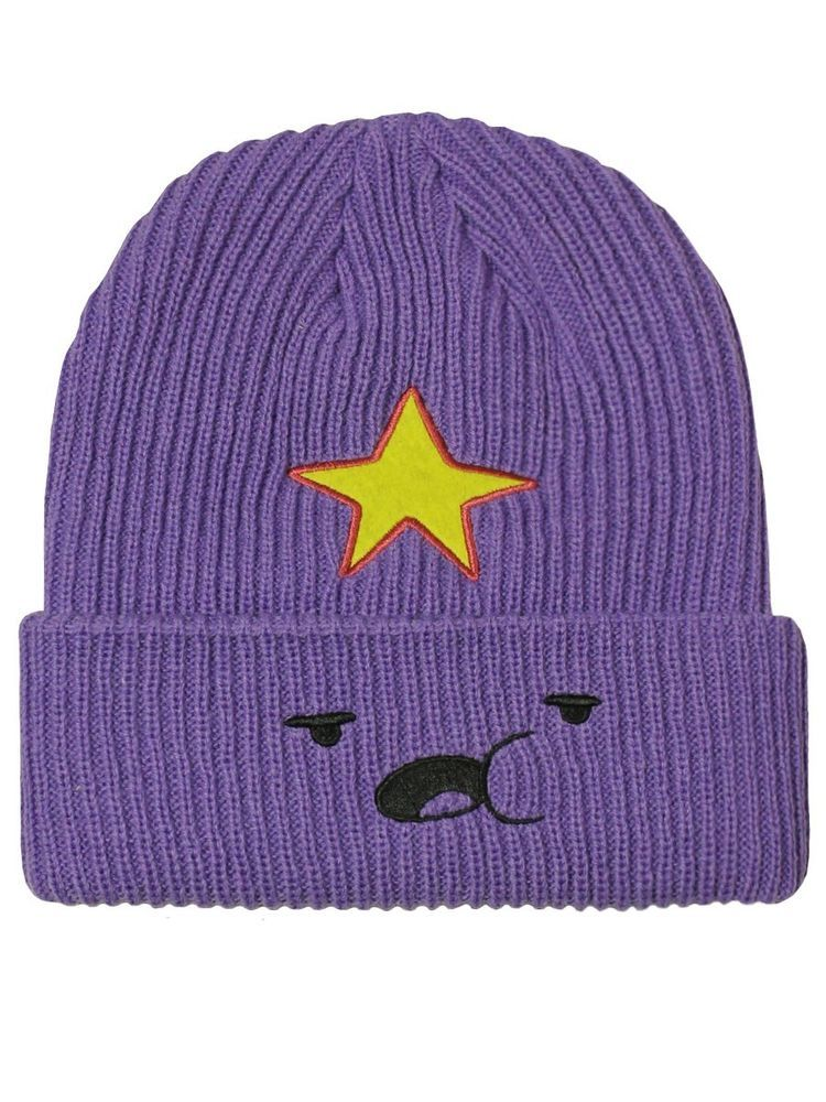bc2c657ba30 Adventure Time Lumpy Space Princess Beanie - NEW   OFFICIAL