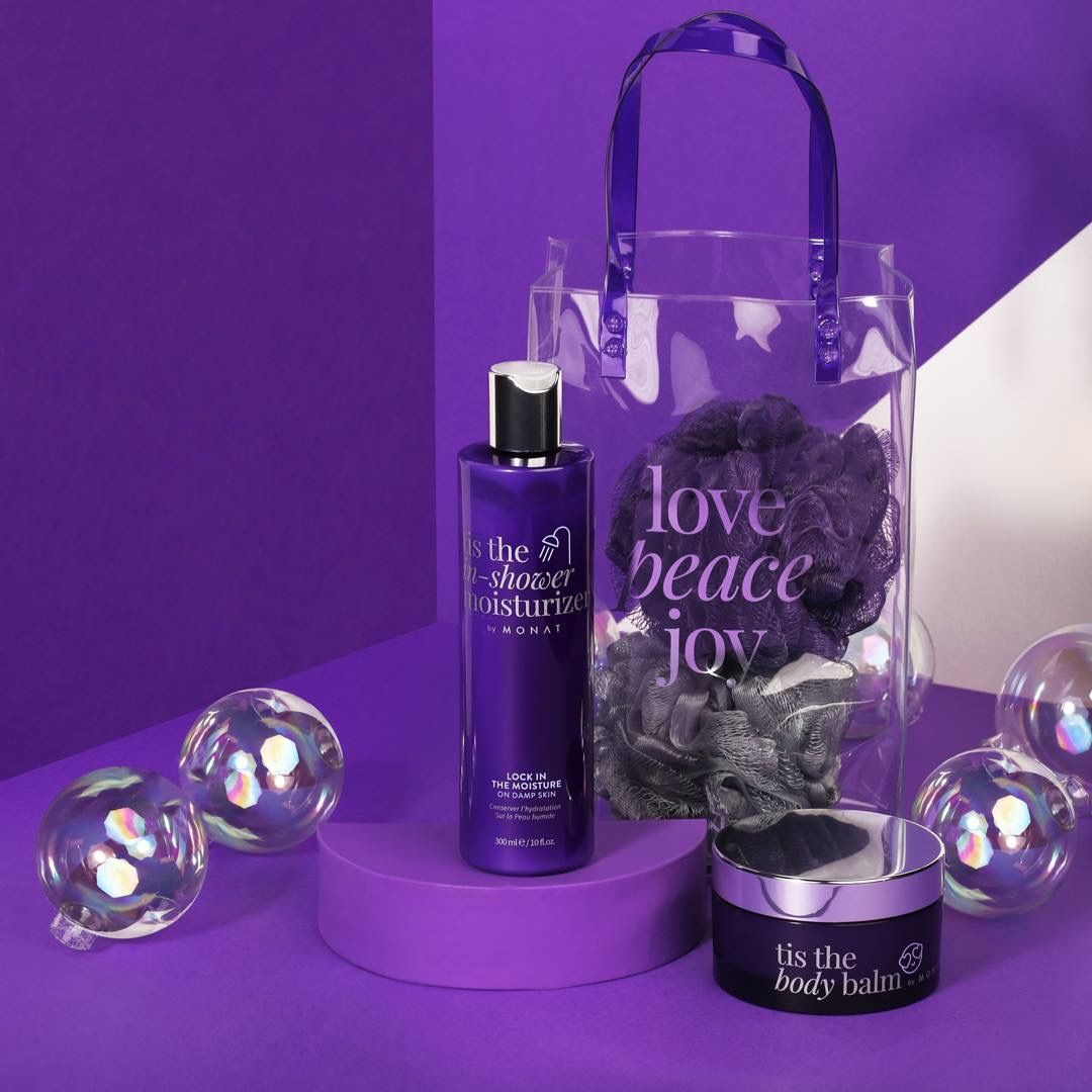 MONAT gift set. 'Tis the season to keep your skin hydrated