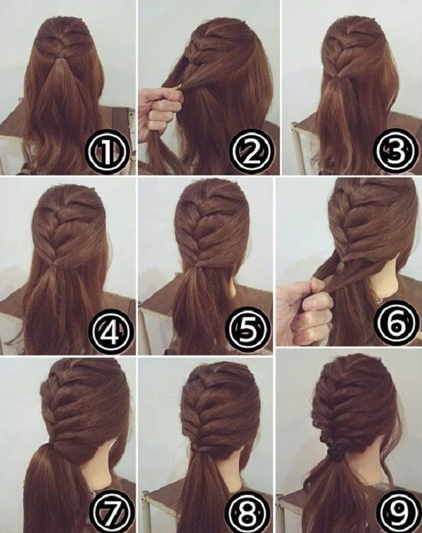 20 Awesome Hairstyles For Girls With Long Hair Nicestyles Hair Styles Long Hair Girl Easy Hairstyles For Long Hair