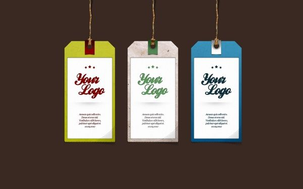 Shopping Tag Design Materials  Free Design To Your Projects