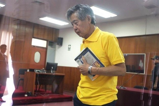 La sentencia a Fujimori no pasa de este año