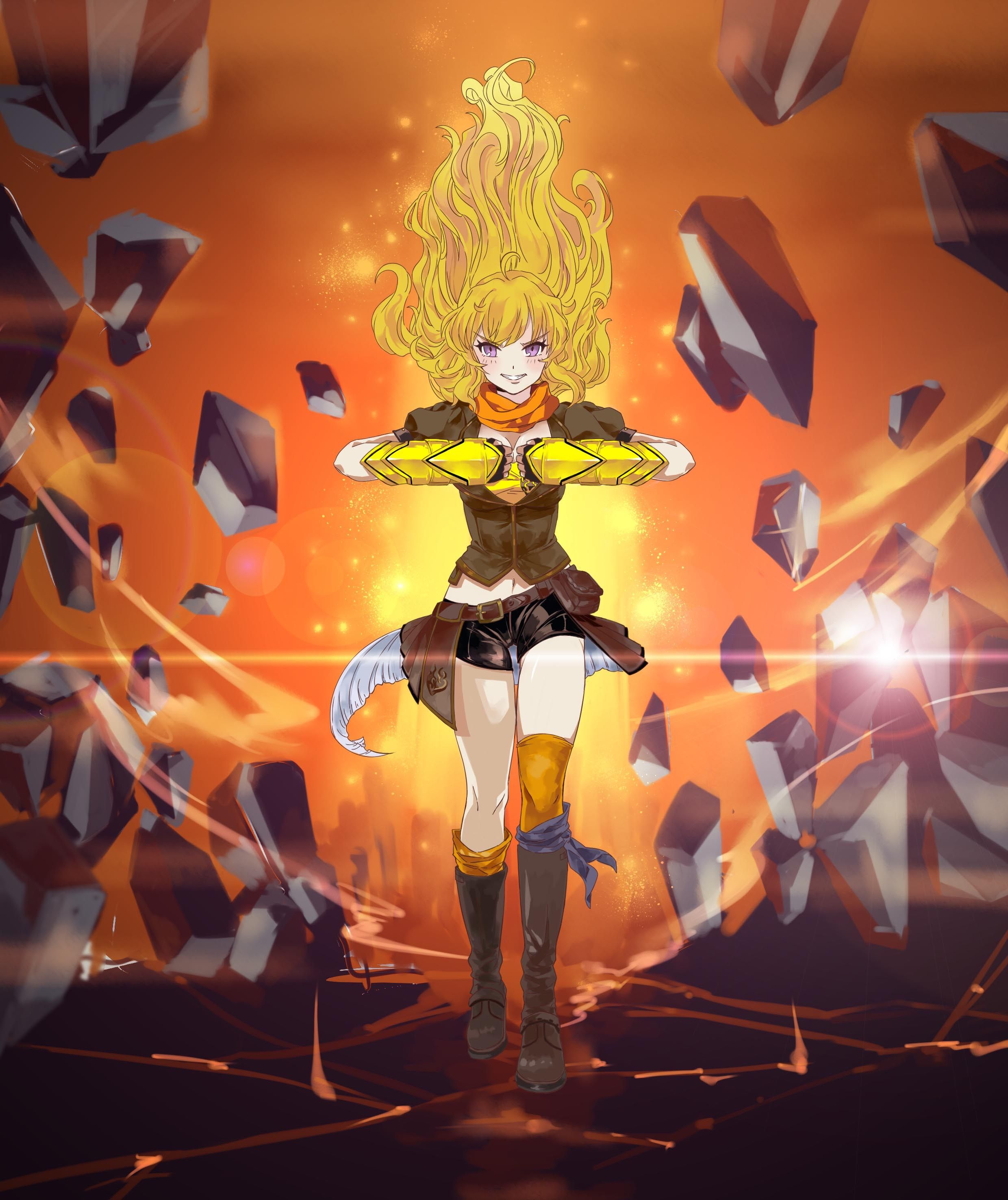 rwby Part 11 NdAGEF/100 Rwby, Rwby wallpaper, Rwby yang