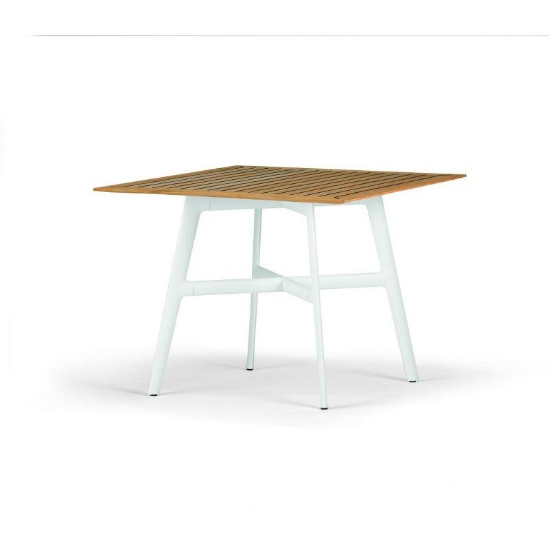 dedon seax esstisch quadratisch 100x100 cm dedon gartenm bel garten gartenm bel und m bel. Black Bedroom Furniture Sets. Home Design Ideas