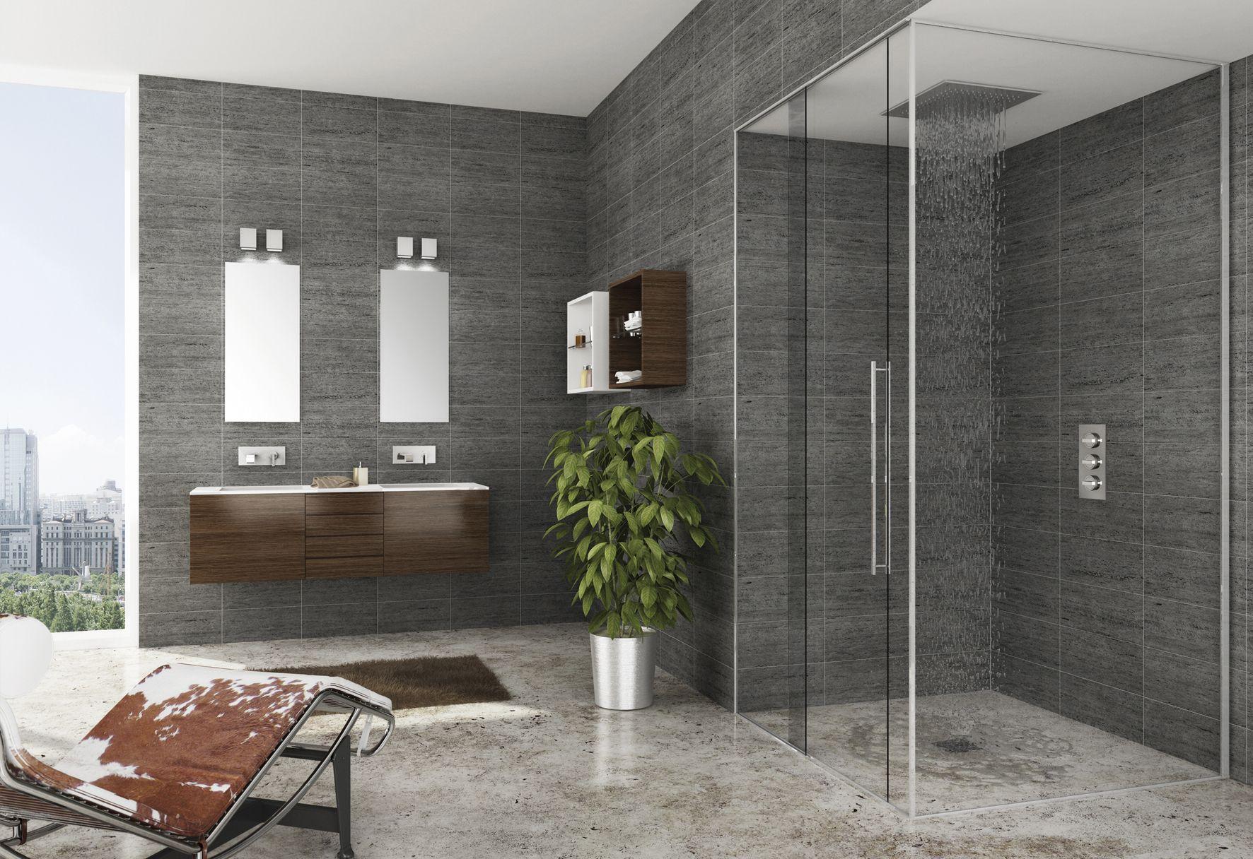 Valsir Floor Level Shower Systems Sistemi doccia a filo