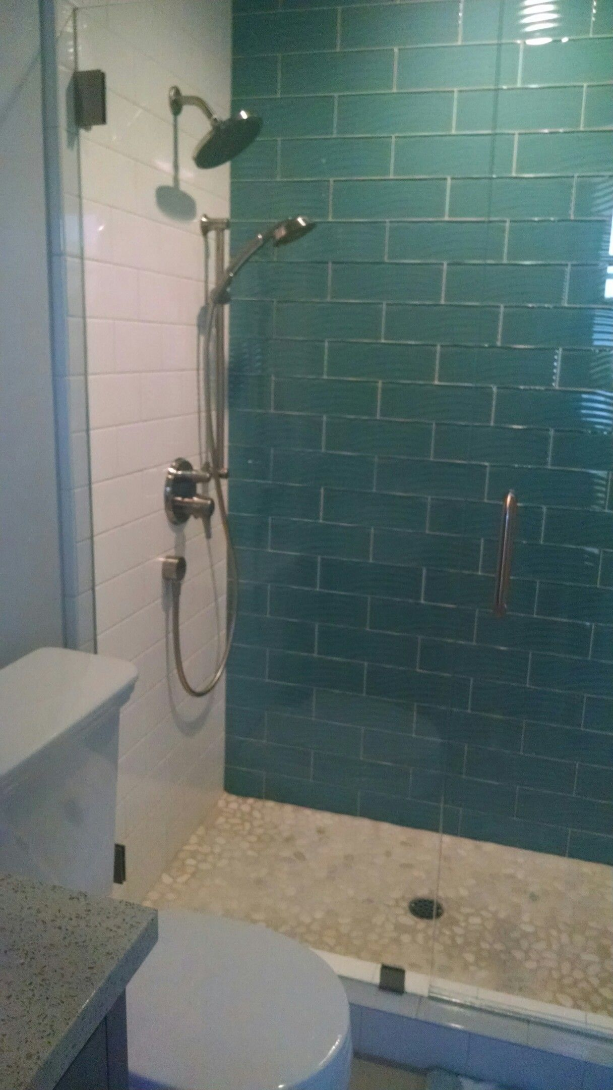 Shower HansGrohe Shower Fixtures X White Subway Tiles By - 4x6 wall tile
