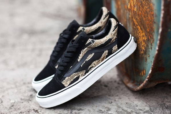 Vans Old Skool Tiger Camo