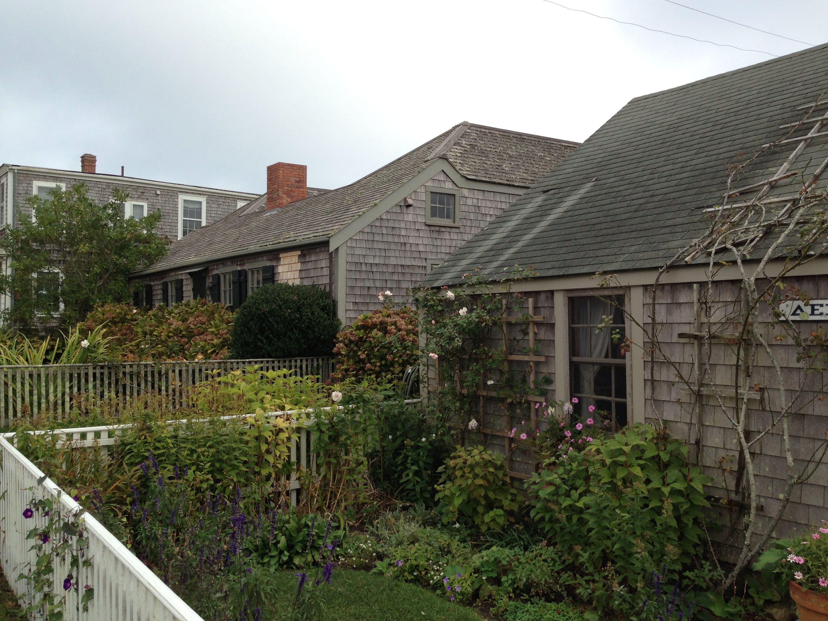 Rose cottages Nantucket