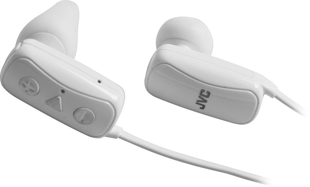 JVC HA-F250BT WHITE Sports Bluetooth In Ear Headphone Original  Brand New cbc77196e6