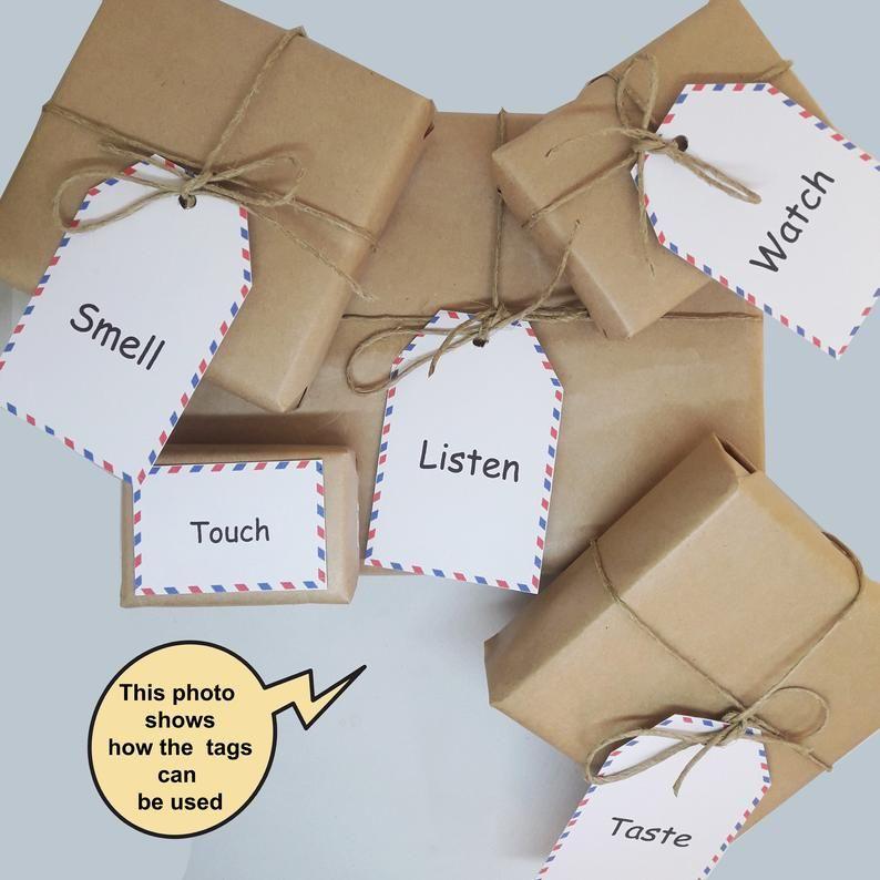 5 sentidos regalo , 50 tarjetas imprimibles, jarra de la noche de la fecha, tarjetas de San Valentín, ideas de la noche de la fecha, para la esposa, para el marido, para el novio, para la novia