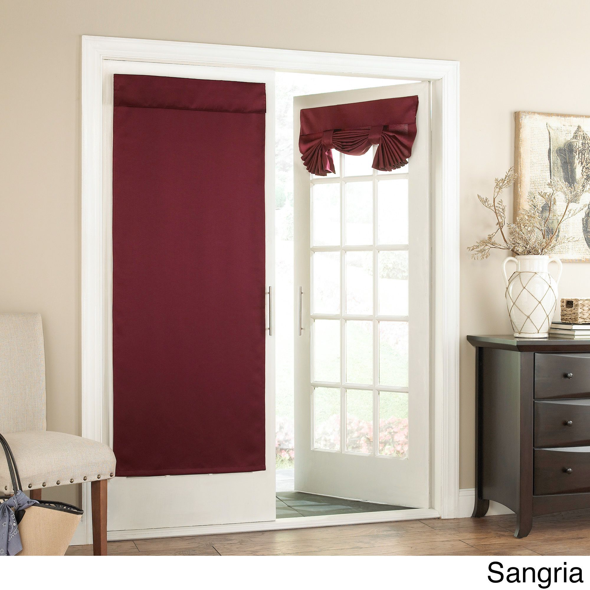 panel pin tricia drapes curtains living room doors for less eclipse ideas and door window curtain