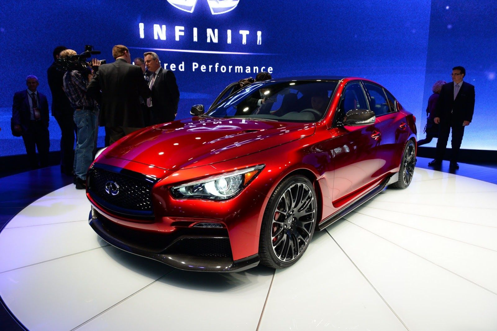 Infiniti To Launch Five New Models By 2018 Including Performance Sedan
