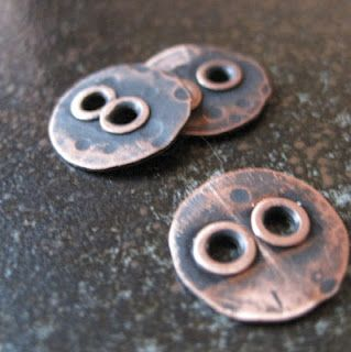 making metal button beads