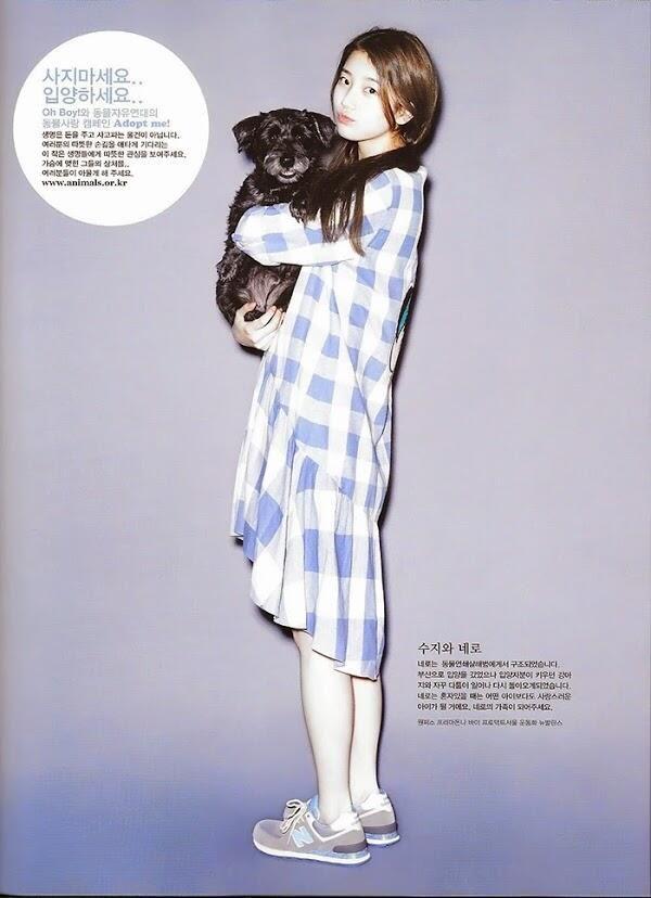 Suzy Bae for OhBoy