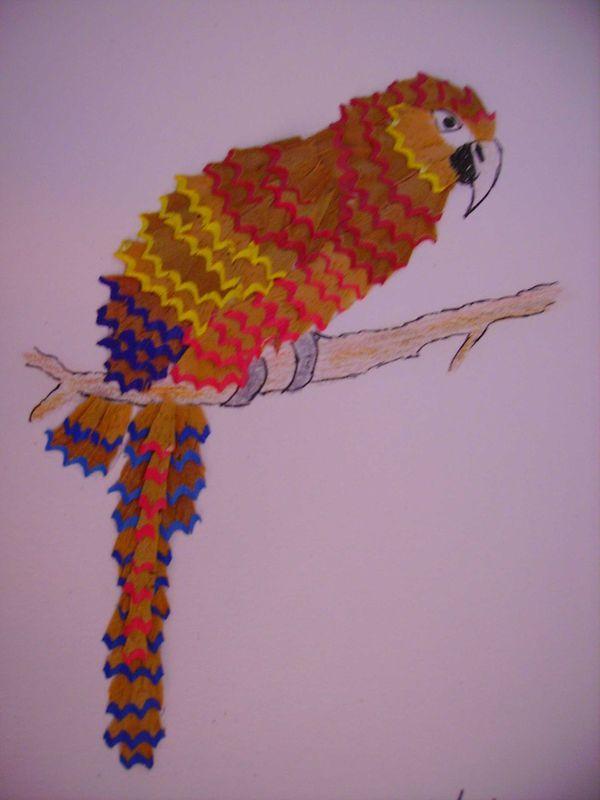 Pin by Zena Chebib on art education | Waste art, Pencil ...