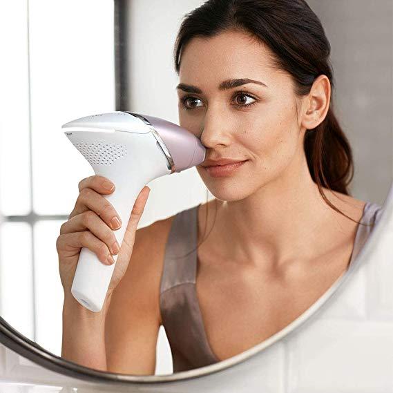 Philips Lumea Prestige Ipl Hair Removal Device For Body Face Precision Areas Bikini Underarms Amazon Hair Removal Devices Ipl Hair Removal Hair Removal