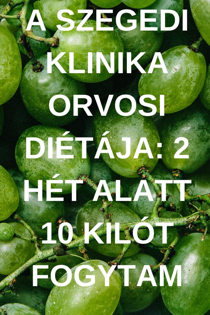 egészséges fogyás 7 hét)