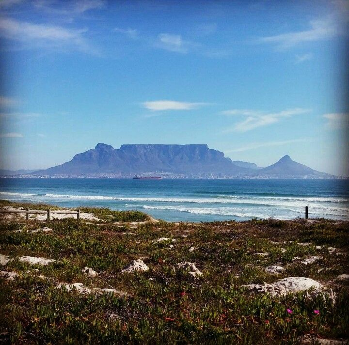 Table Moutain - Cape Town - October 2015