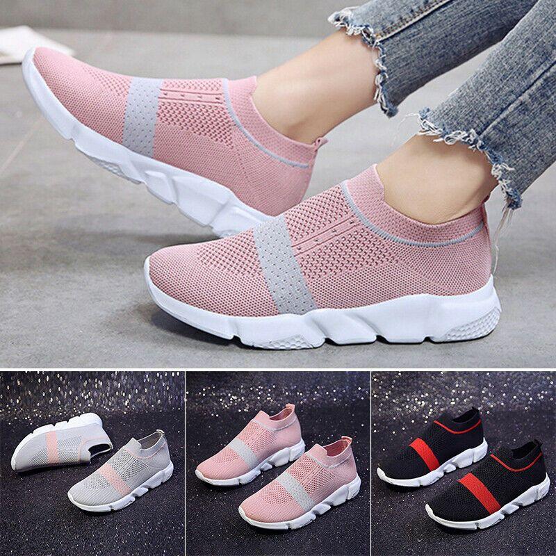 uvas Reconocimiento Nunca  Mujer Zapatos Gimnasio sin Cordones Informal Punta Cerrada Zapatillas  Ligero - Calzado Mujer - Ideas of Calzado … | Adidas zapatillas mujer,  Calzado mujer, Zapatos