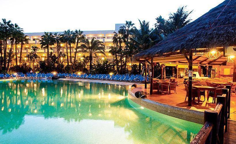 Hotel Tabaiba Princess 4* en Maspalomas - Gran Canaria