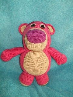 Too cute! It's a free pattern too! :-)