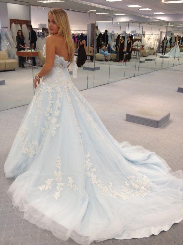 Wedding Dress · Cinderella Diamond Collection Alfred Angelo