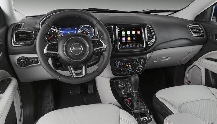 Estreante Chevrolet Equinox Desafia O Lider Jeep Compass Jeep