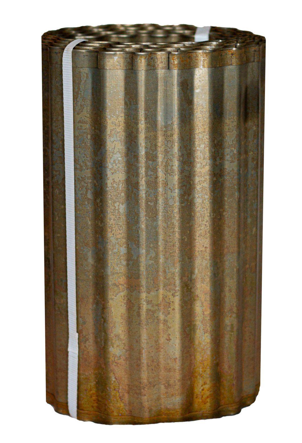 Corrugated Metal Landscape Edging Metal Landscape Edging 400 x 300