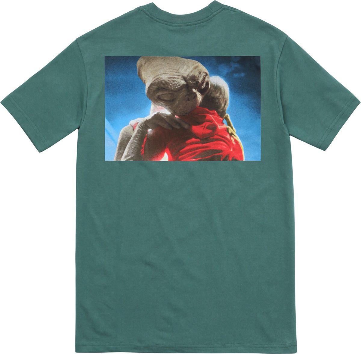 supreme t shirt et