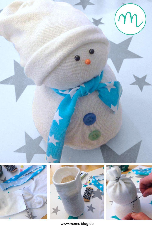 DIY-Weihnachtsdeko aus Speisestärke-Natron-Teig :-)