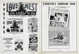 love nest 1951 - Buscar con Google