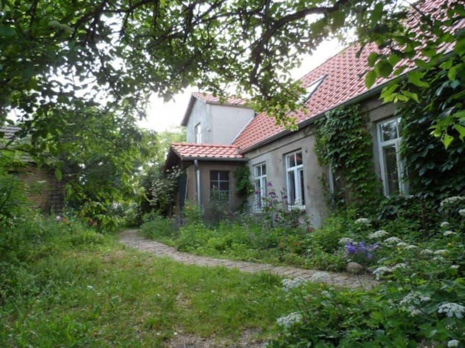 The Call Of The Wild Klang Dernatur Hauser Zur Miete In Hohenwutzen Wohnung Mieten Ferienhaus Haus