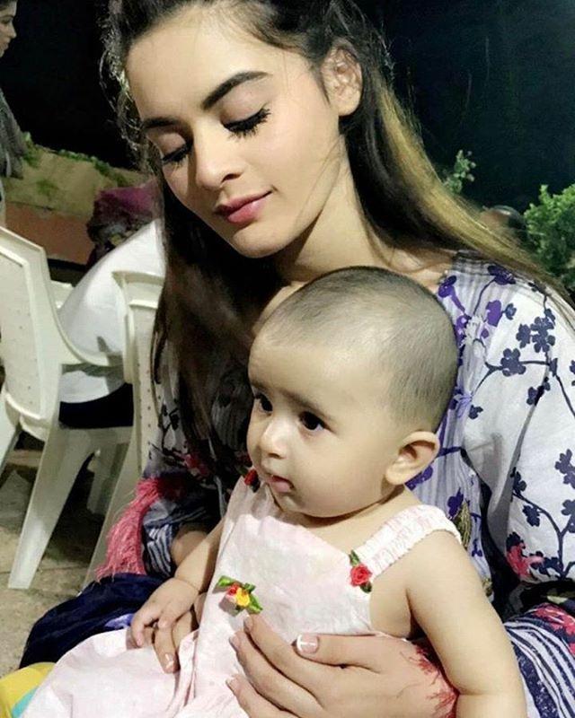 Aiman Baby Pics : aiman, Celeb