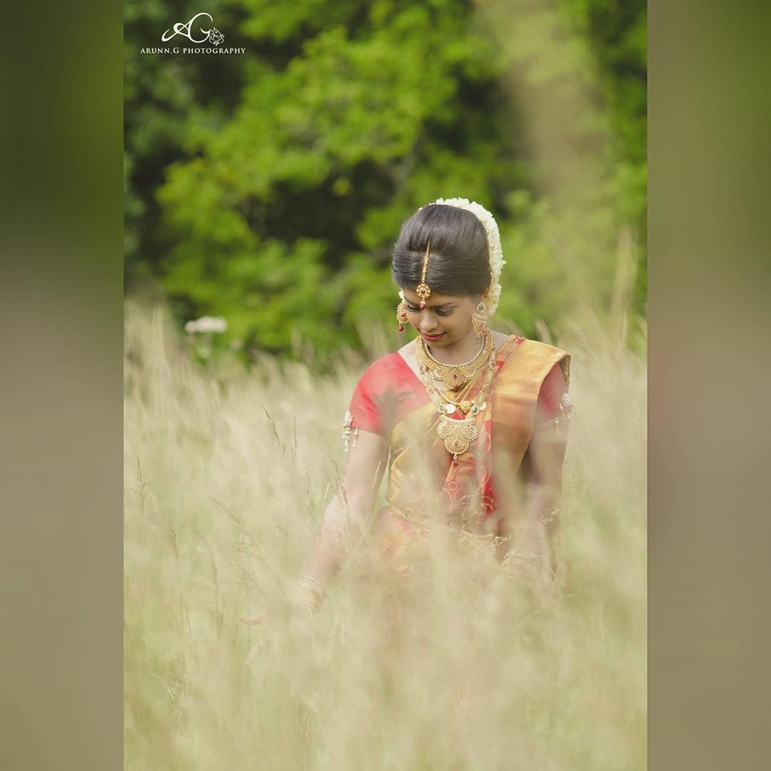 Saree jewellery images keeping it simple today  fields of gold wedding photography
