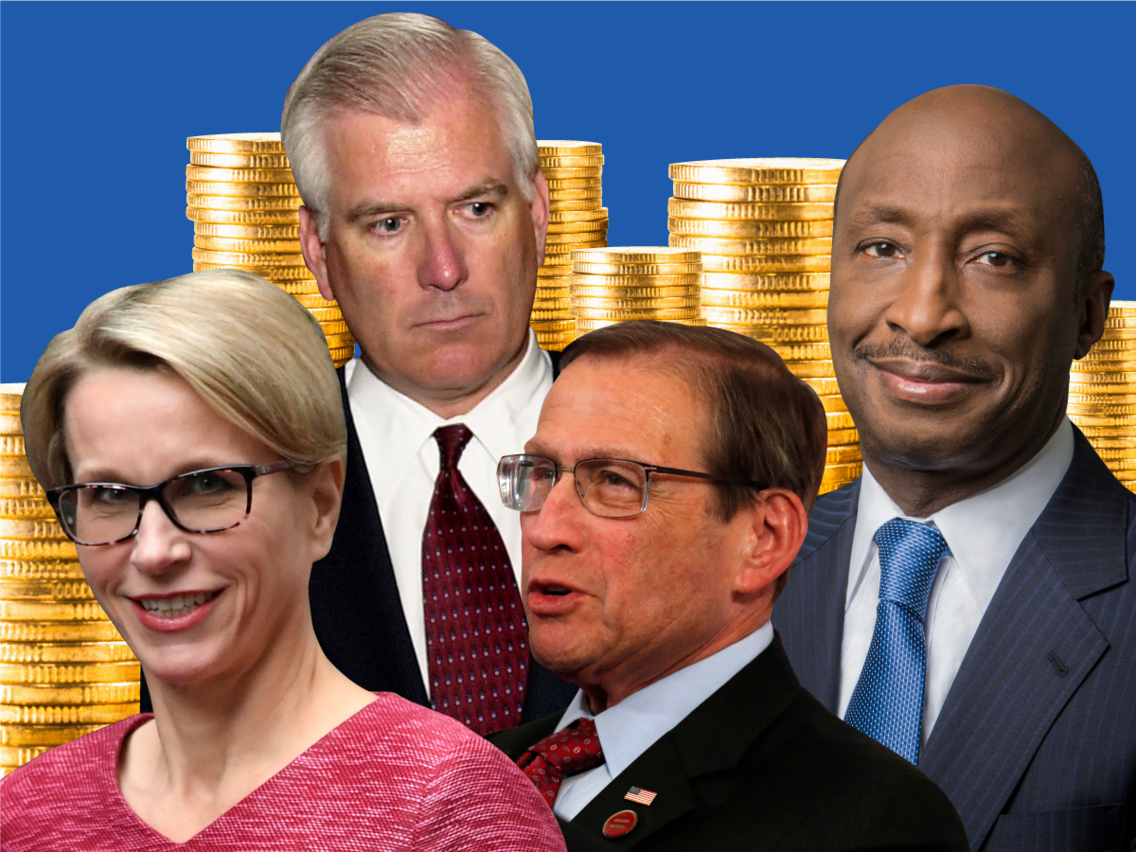 Healthcare CEOs make as much as $26 million a year. Here's ...