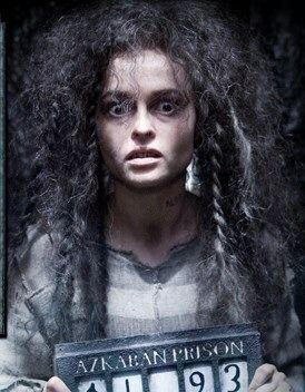 Naturally Curly Hair Dilemma Harry Potter Characters Bellatrix Lestrange Bellatrix