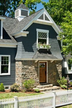 Love Color Combination Possible Slate Colors Sw 2819 Downing Slate Sw 7624 Slate Tile House Exterior Exterior House Colors House Colors