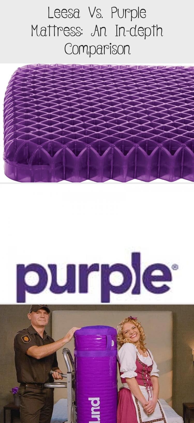 In This Head To Head Mattress Comparison We Are Going To Pit The Extremely Popular Leesa Mattress Against A Young Purple Mattress Mattress Comparison Mattress
