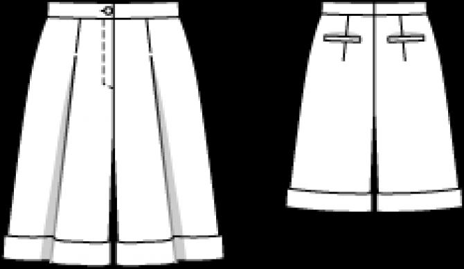 Shorts BS 5/2014 120