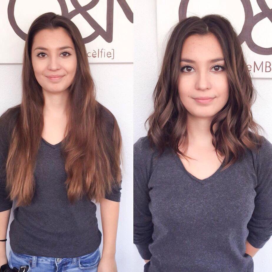 Fall lob hair  Lob hairstyle, Hair styles, Long vs short hair