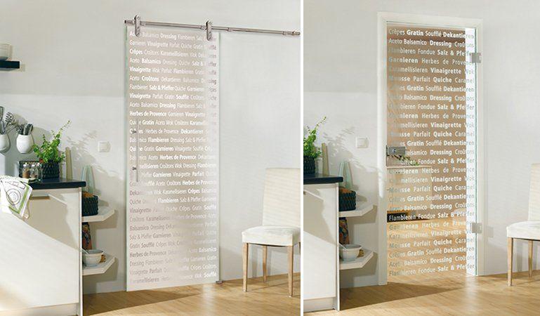 Puertas de cristal decorativo para la cocina | Ésto me inspira ...