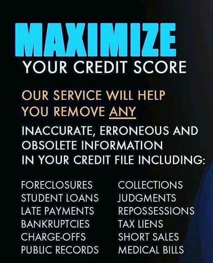 How To Get Rid Of Public Records On Credit Report