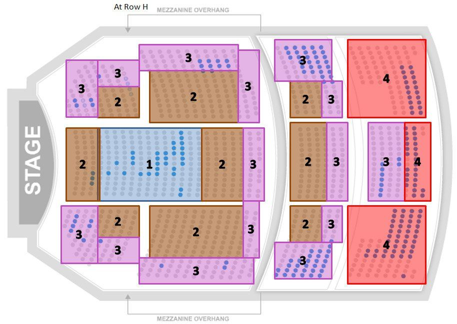 Richard Rodgers Theatre Seating Chart Hamilton Tickpick Hamilton Broadway Seating Charts Richard Rodgers