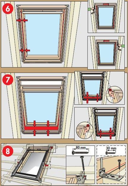 reglage velux dormant ouvrant joint combles attics. Black Bedroom Furniture Sets. Home Design Ideas
